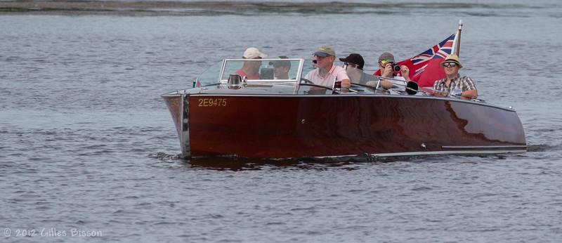 Boats, July 28 2012, Belleville Harbour - Poker Run