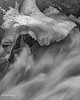 Cordova Lake Dam, Crowe Valley Conservation Area, February 06 2016, Canon 6D, 1/13 sec, F13, ISO 50
