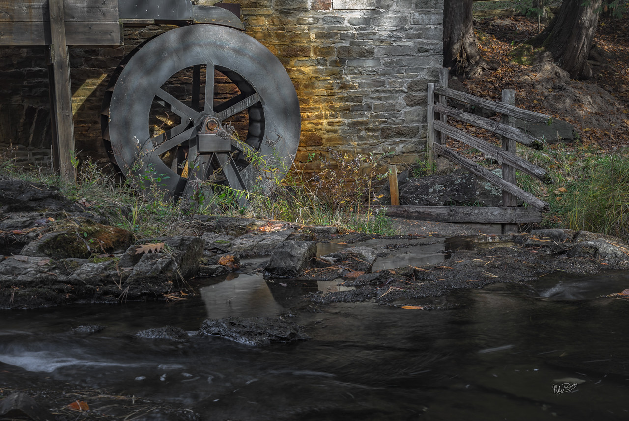 O'Hara Mill, Madoc, October 28, 2017, Canon 6D, 47mm, .5 sec, F13, ISO 50