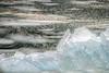 Moving ice, Presqu'ile Provincial Park, January 15, 2019, Canon EOS R, 24-105 mm, .4 sec, F11, ISO 50