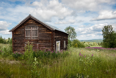 Old Dahlin homestead, Arsana, Jamtland, Northern Sweden, July 29, 2017, Sony Rx100 V5, 1/320, F5.6, ISO 125