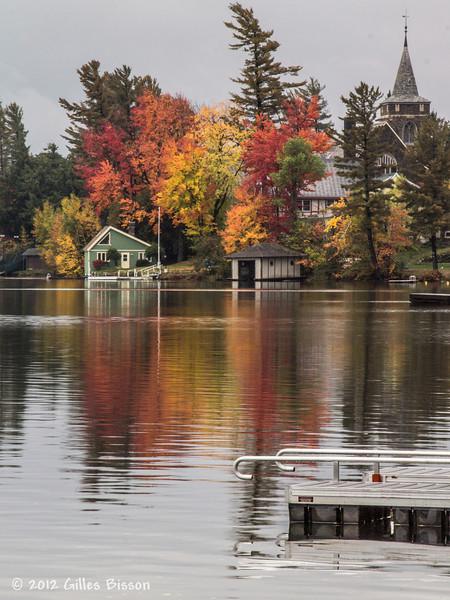 Lake Placid, October 04 2012