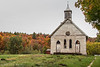 Old church, October 03 2012, Highway 58 New York