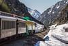 White Pass train, Yukon, June 23 2012