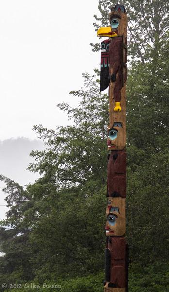 Saxman Native Village, Ketchikan Alaska, June 25 2012