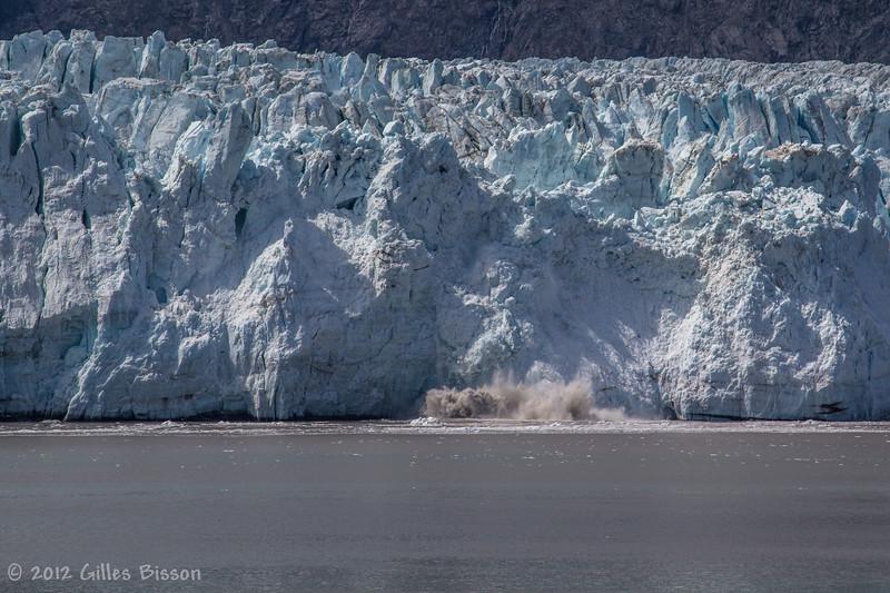 Glacier Bay National Park, Alaska, Scene from Cruise Ship, June 26 2012