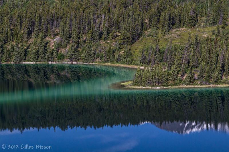 Emerald Lake, Yukon, June 23 2012