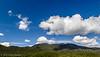 Scenic Cloud formation from Volendam Cruise Ship, Alaska, June 26 2012