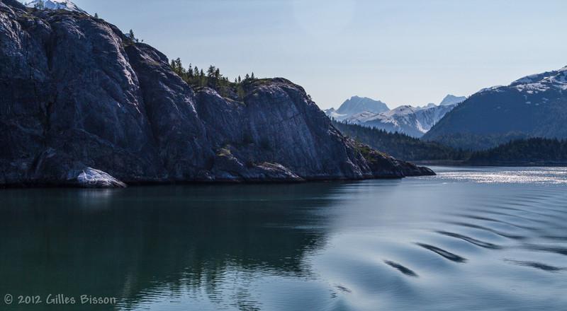 Scene from Volendam Cruise Ship, Alaska, June 23 2012