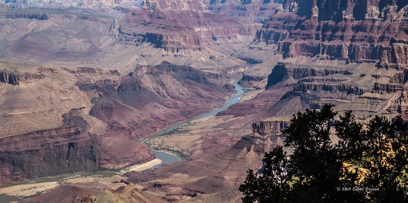 Grand Canyon South Rim,,Arizona, April 06 2013, #1540
