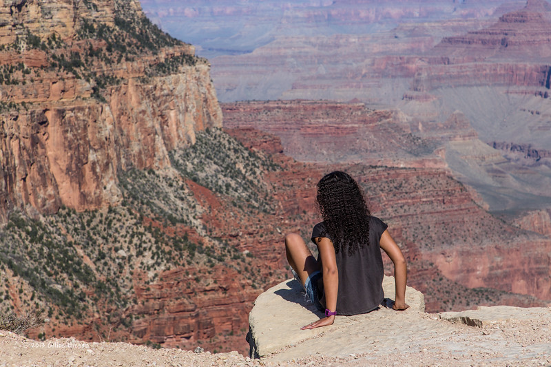 Grand Canyon, South Rim, Arizona, April 06 2013, #1389
