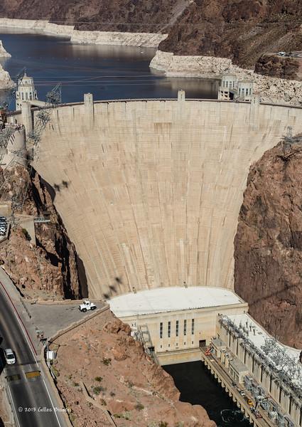 Hoover Dam, Nevada, April 2013 #0395