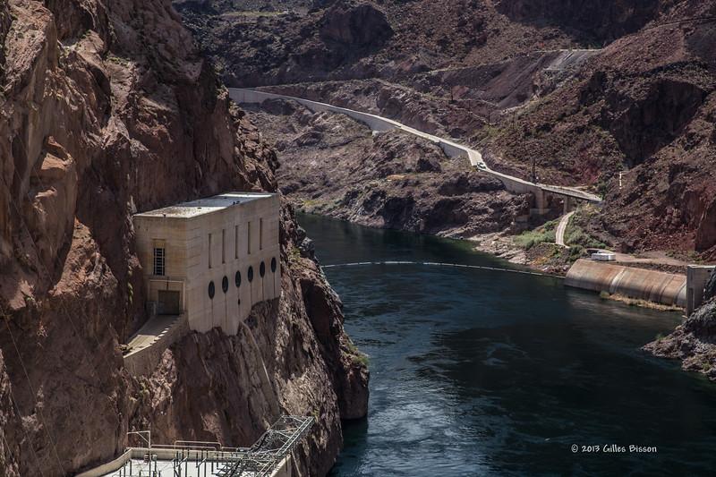 Hoover Dam, Nevada, April 2013 #0319