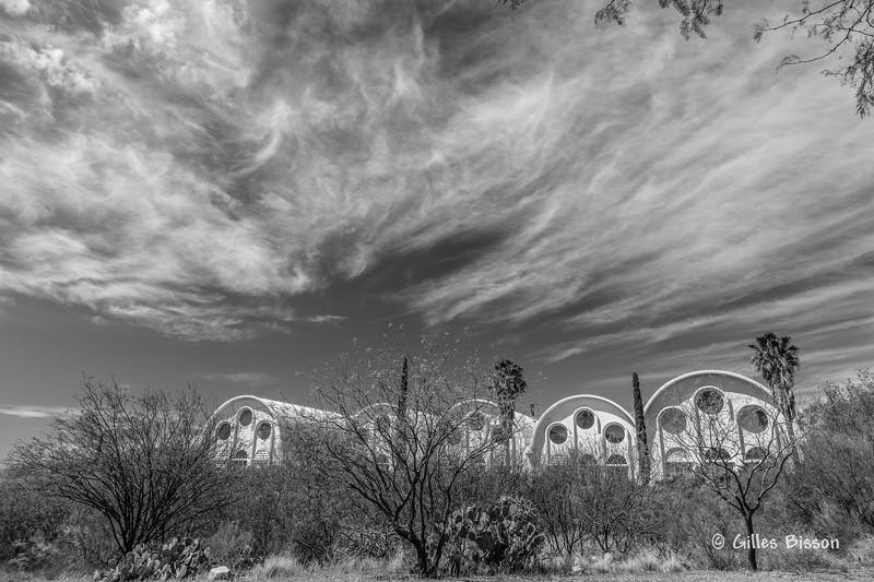 Biosphere 2,Power plant, Tucson ,Arizona,#5212, Canon 6D 1/250 F8 ISO100