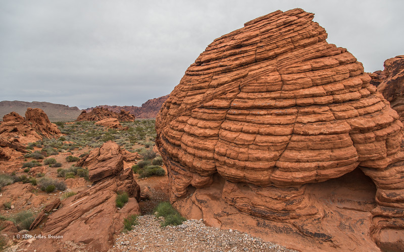 Valley of Fire, Nevada, April 08 2013, #1944