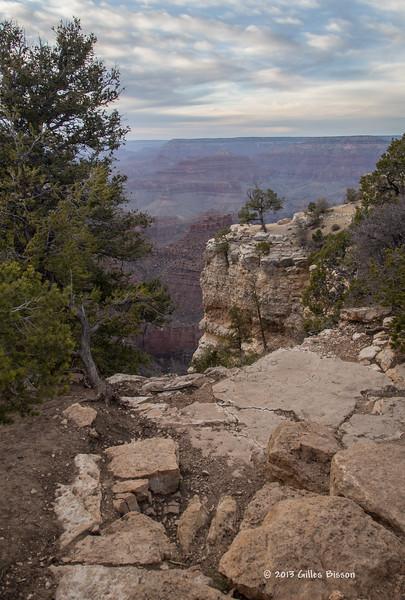 Grand Canyon, South Rim, Arizona, April 05 2013, #1067