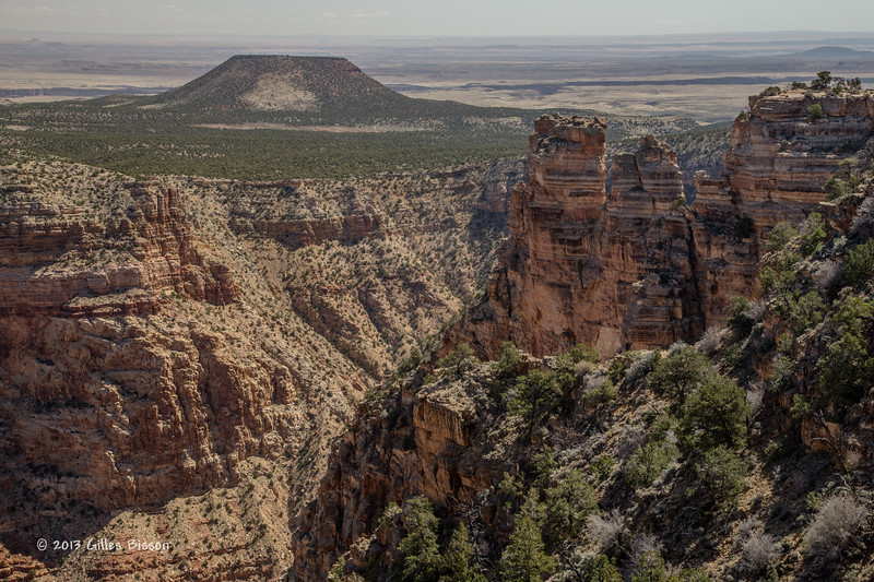 Grand Canyon, South Rim, Arizona, April 06 2013, #1445