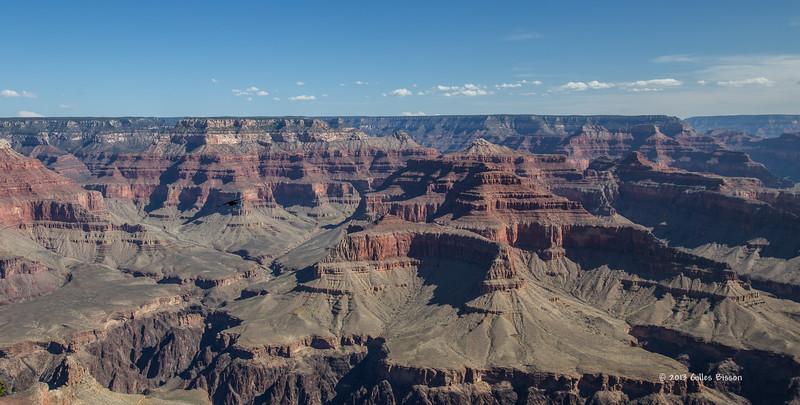 Grand Canyon, South Rim, Arizona, April 05 2013, #0949