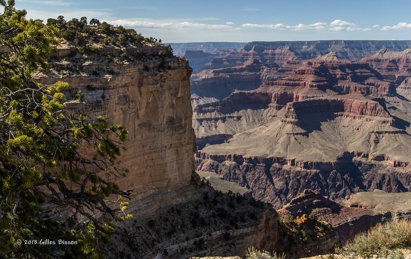 Grand Canyon, South Rim, Arizona, April 05 2013, #0916