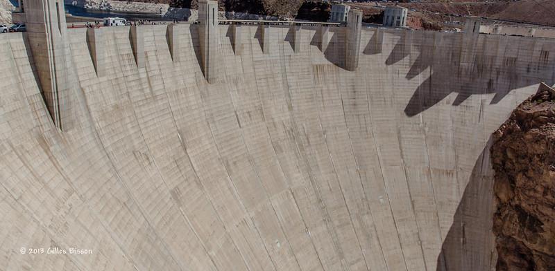 Hoover Dam, Nevada, April 2013 #0261