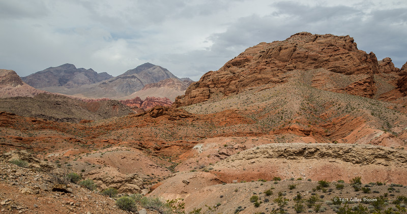 Valley of Fire, Nevada, April 08 2013, #2055