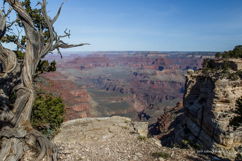 Grand Canyon, South Rim, Arizona, April 06 2013, #1370