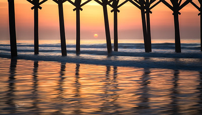 Sunrise at the Pier