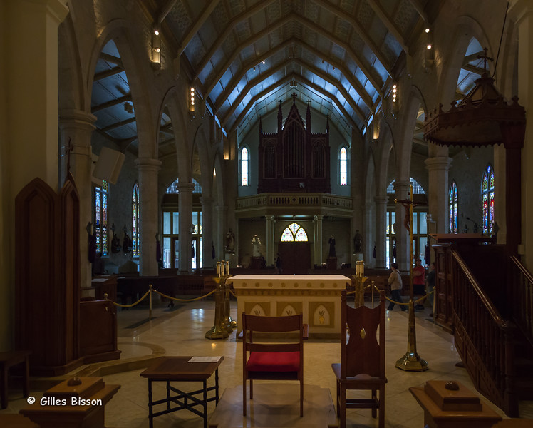 Cathedral of San Fernando, San Antonio, Texas, March 17 2015, Canon 6D, 24-105mm,1/60,F6.3,ISO1600