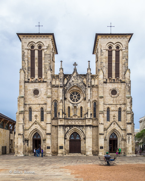 Cathedral of San Fernando, San Antonio, Texas, March 17 2015, Canon 6D, 24-105mm, Canon 6D, 24-105mm,1/125,F8.0,ISO320