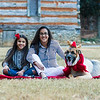 Christmas Mini Photo Session, Fort Yargo State Park, Winder, GA