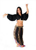 Barbara : Belly Dancer Stock Photography