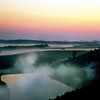 """Foggy sunrise at The Wilds:  <a href=""""http://www.thewilds.org"""">http://www.thewilds.org</a>"""