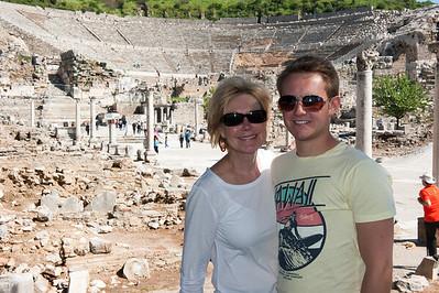 Ephesus - ancient theatre