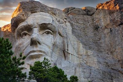 Abe's Face