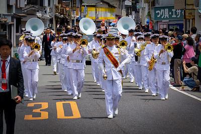 JMSDF Band