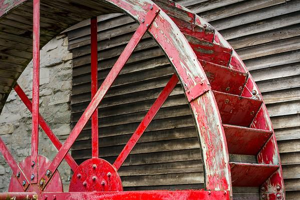 Mill Wheel 2