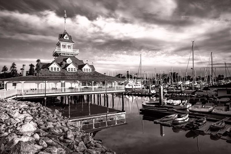 Coronado Boathouse