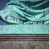 Foot of Liberty