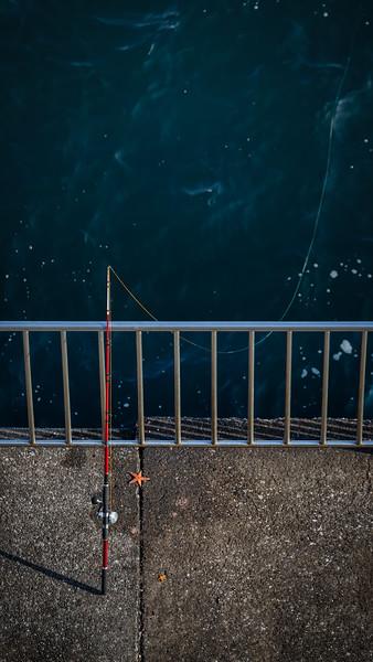 Seawall Fishing