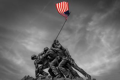 USMC War Memorial 5