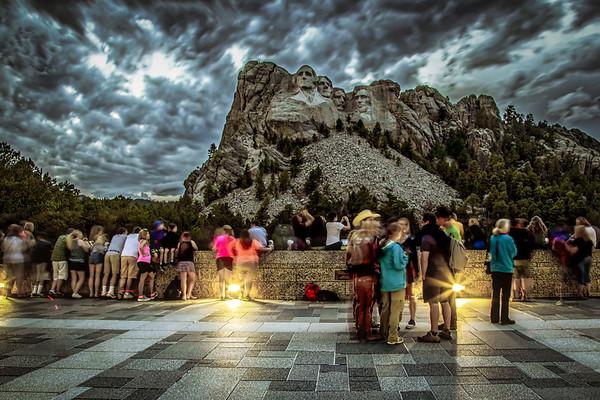 Rushmore Clouds