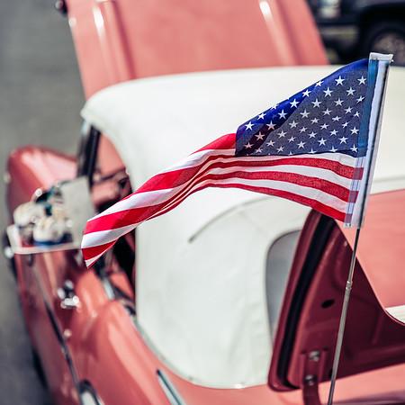 Car Show Flag 3