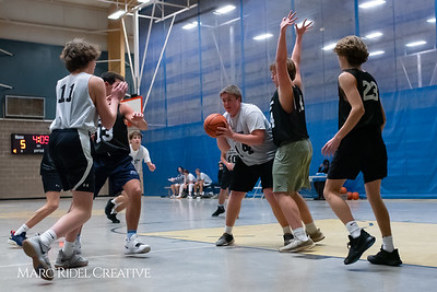 City League Basketball. January 22, 2019. 750_5764
