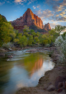 Watchman, Zion National Park