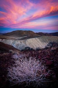 Desert Sunset, Death Valley National Park