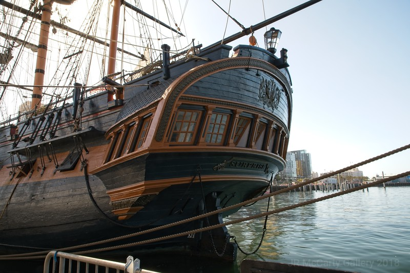 The Maritime Museum of San Diego, established in 1948, preserves one of the largest collections of historic sea vessels in the United States. Located on the San Diego Bay, the centerpiece of the museum's collection is the Star of India, an 1863 iron bark. The museum maintains the MacMullen Library and Research Archives aboard the 1898 ferryboat Berkeley. The museum also publishes the quarterly peer-reviewed journal Mains'l Haul: A Journal of Pacific Maritime History.