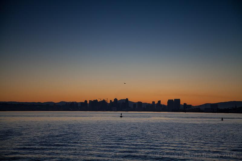 San Deigo Sun Rise