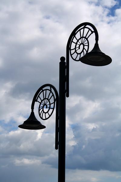 SC 276 Lamp Post