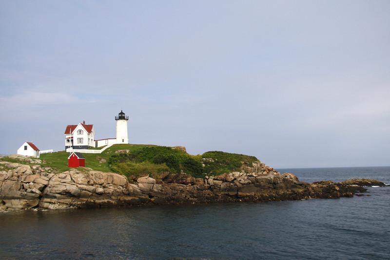 SC 101 Nubble Light York Maine