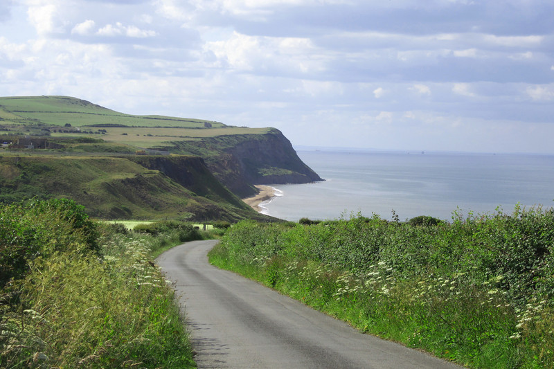SC 122 Toward Skinningrove North Sea